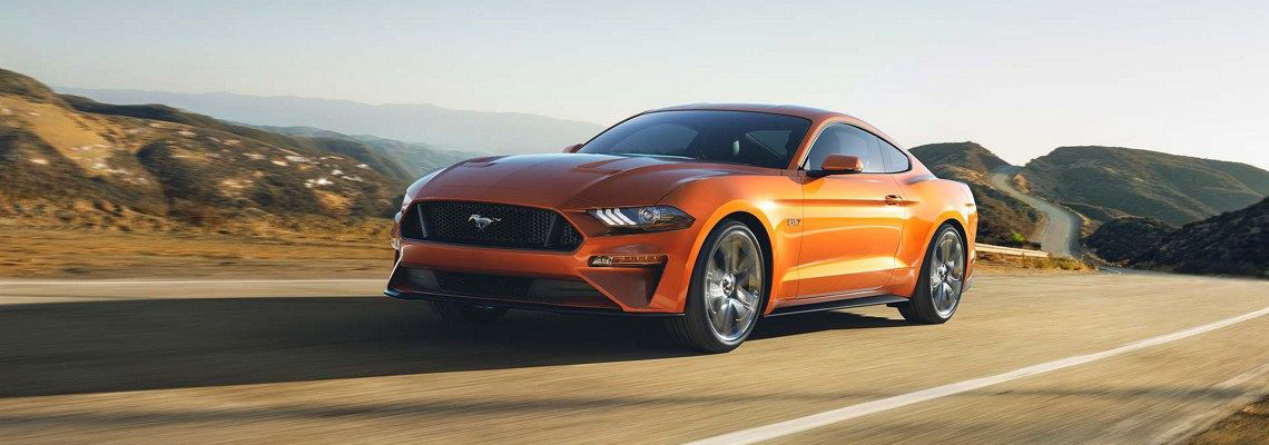 2018 Ford Mustang at Listowel Ford