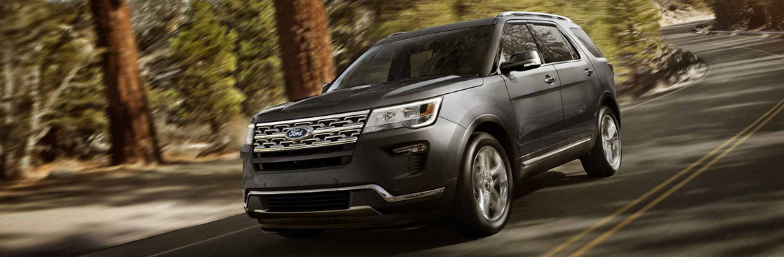 2018 Ford Explorer in Listowel